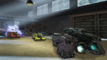 TF Dark of the Moon 3DS - Megatron