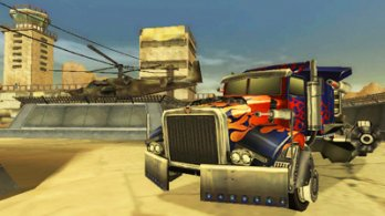 TF Dark of the Moon 3DS - Optimus Prime