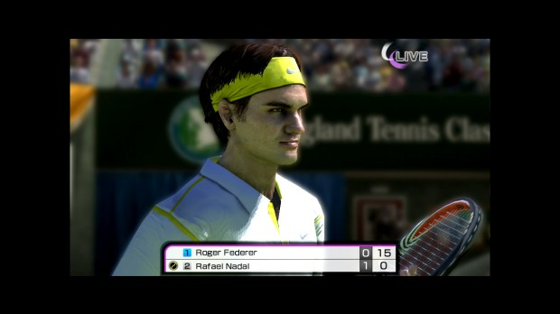 23176Federer2 620x348 SEGA Announces Virtua Tennis 4 for Sony Vita NGP
