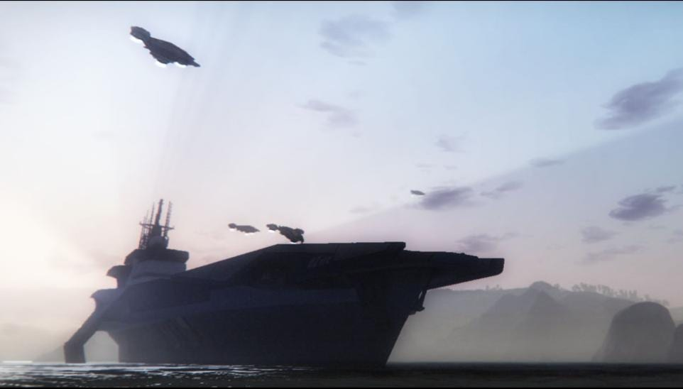 Carrier Command Carrier Command Returns!