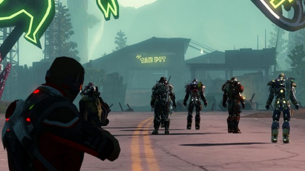 First in-game screenshot of Defiance
