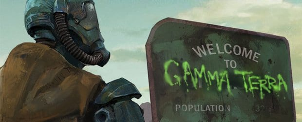 Gamma World Teaser article image Gamma World and Warlords E3 2011 Previews