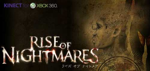 SEGA Announced Rise of Nightmares Sega Entering Kinect Owners Dreams with Rise of Nightmares