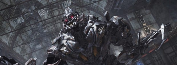 TF Dark of the Moon Megatron More screenshots to meet your eye