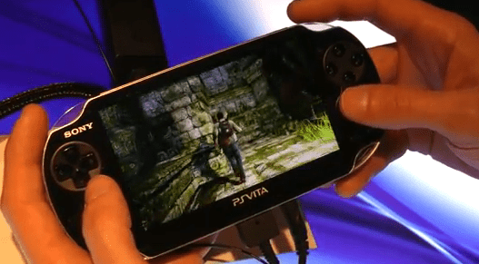 UGAvita1 Uncharted: Golden Abyss Gameplay