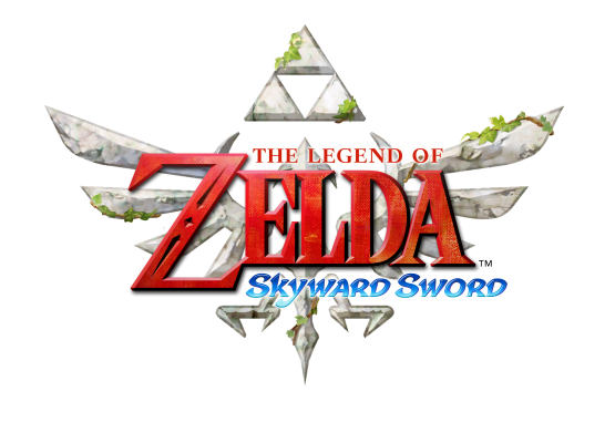 Wii ZeldaSS 0 logo E3 555x400 The Legend of Zelda: The Skyward Sword E3 Hands On Preview