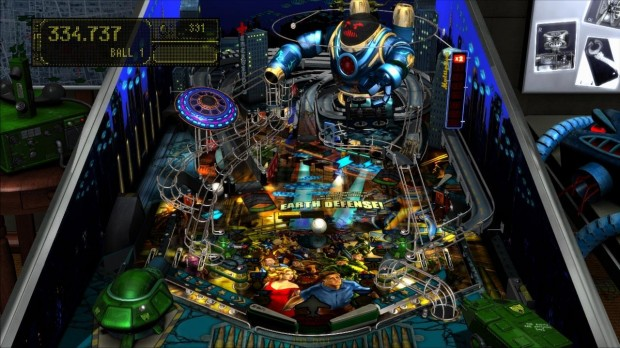 ZenPinball1 620x348 Marvel Pinball Gets More Zen on PSN