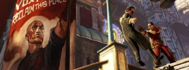 bioshock infinite e3 2011 4 Afraid of heights? Dont look at these Bioshock: Infinite Screens