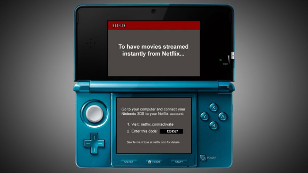 3DSstreaming 620x348 Netflix Streaming Comes to 3DS