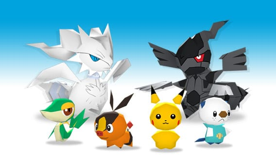 PokemonRumbleBlast1 Pokemon Rumble Blast Announced for 3DS