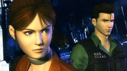recvhd3 Latest Screens of Resident Evil CODE: Veronica X HD