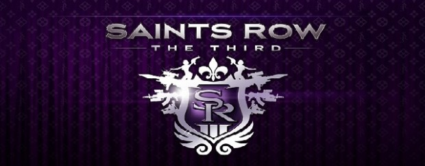 saints row the third logo 620x242 The Collectors Edition of Saints Row 3 Is Bonkers... In a Good Way