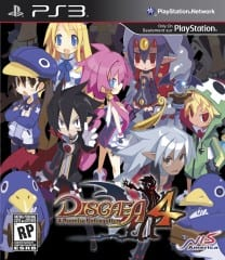 D4 PremiumCover RP Get Your Prinny On