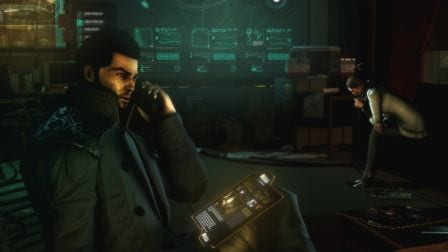 Deus Ex Resize Deus Ex Augmentation Video