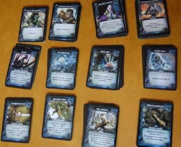 Dragonspire Starting Cards Thunderstone Dragonspire Review