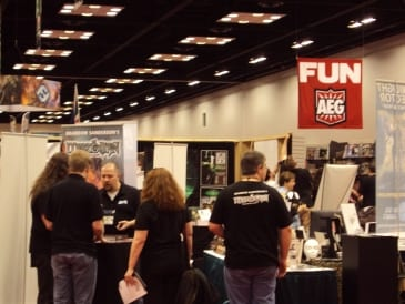 Hall 2 GenCon 2011 Report