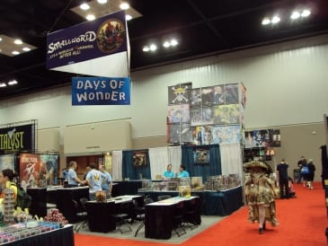 Hall 4 GenCon 2011 Report
