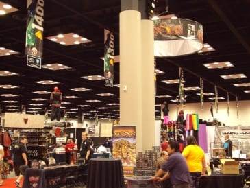 Hall 51 GenCon 2011 Report