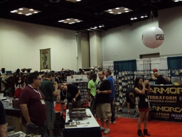 Hall 6 GenCon 2011 Report