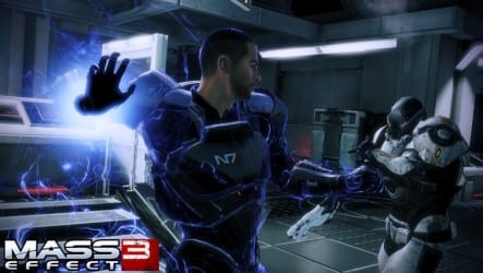 ME3 Mass Effect 3 Combat Reveal Video In HD