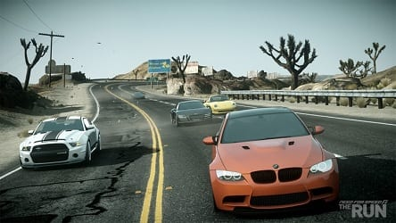 NFSTheRun1 Need for Speed: The Run Gets Retailer Pre order Packs, Limited Edition