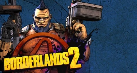 b2 Gunzerker Rains Bullets In First Borderlands 2 Trailer