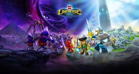 lego LEGO Universe Free to Play Option Starts Today