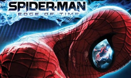 spiderman1 Spider Man: Edge of Time Behind the Scenes Trailer