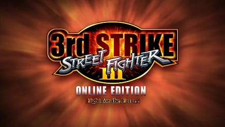 street fighter 3 third strike online Street Fighter III: Third Strike on XBLA, PSN