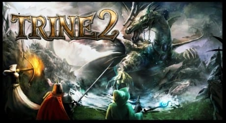 trine2 Trine 2 Trailer Shows Off Co op Gameplay
