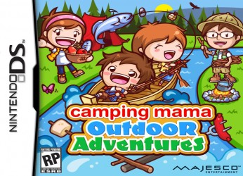 Camping Mama cover 346x250 custom Camping Mama: Outdoor Adventures Launches Today for Nintendo DS