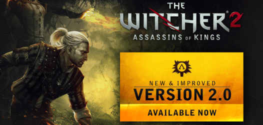 Screen Shot 2011 09 30 at 7.59.49 PM1 The Witcher 2 On Sale With Free Upgrade to Version 2.0