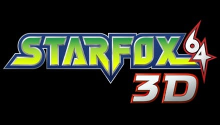 Star Fox 64 3D logo Star Fox 64 3D Makes 3DS Library Less Depressing