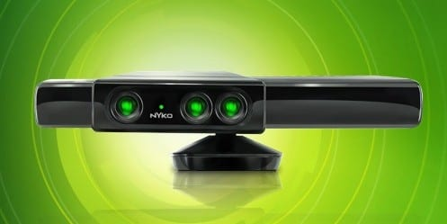 Zoom green Nyko Zoom for Kinect In Stores Today
