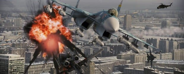 acah capitalconquest m dfm 005 Ace Combat Trailer and Screens