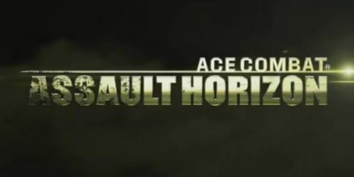 ace combat assault horizon logo Ace Combat: Assault Horizon Demo / Video