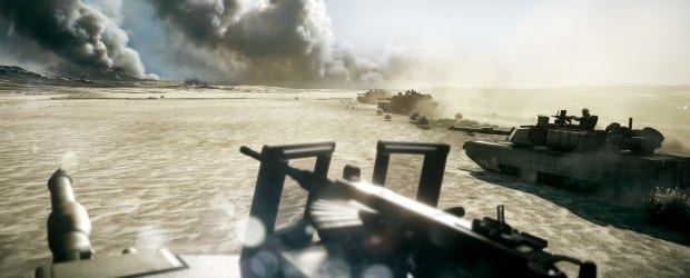 bf3 tank sp New Battlefield 3 Online Tournament Coming