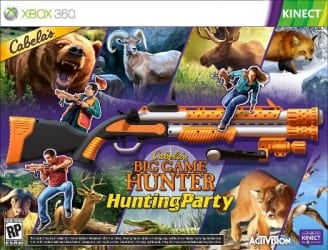 bgh Hunt Animals For Realsies In Big Game Hunter Kinect