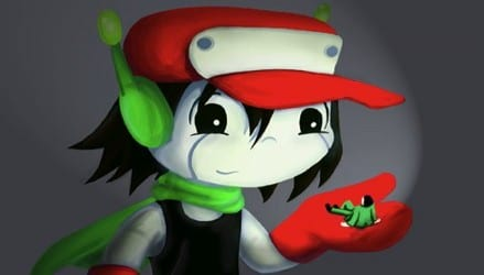 cavestory New Cave Story 3D Screens... They Were Supposed To Be In 3D