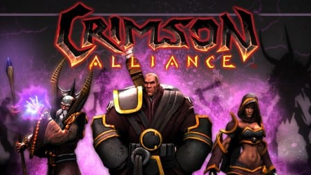 characters wallpaper 19201 Crimson Alliance