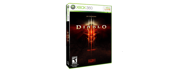 diablo3xbox More Diablo III console port teasing from Blizzard