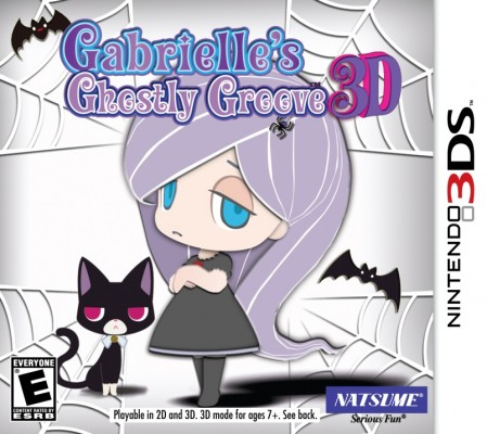 gabrielles ghostly groove nintendo 3ds1 449x400 Gabrielles Ghostly Groove Goes Gold! Good Gravy!