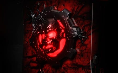 gow lit Gears of War 3 Vault Coming on CoW3 Release, COG Suit Contest Inside Vault