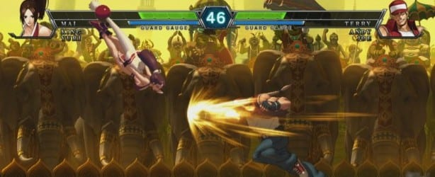 kofxiii screens vs 06 Atlus Announces King of Fighters Delay, Gives New Trailer