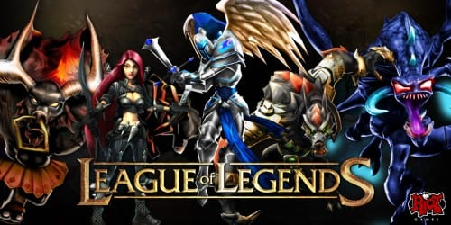 league1 Capture And Hold In League of Legends With The New Dominion Mode
