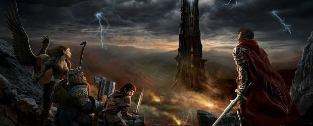 lotro rise of isengard key art2 New Rise of Isengard Weapons and Items Screens