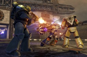Warhammer 40k: Space Marines - Multiplayer