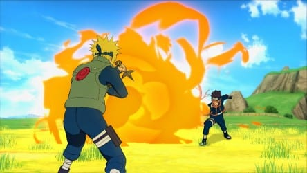 obito vs minato 021 The Latest NS: UNSG Screens (FYI Its Naruto)