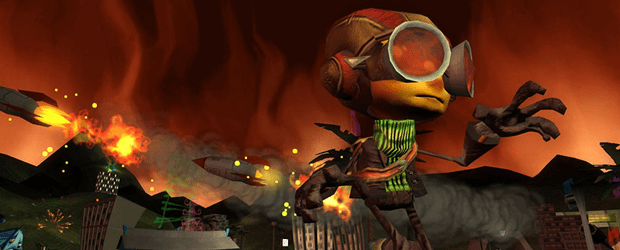 psychonauts The Milkman rings twice  Psychonauts comes to the Mac with some extra goodness