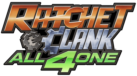 rc all4one logo Ratchet and Clank: All 4 One Single Player Experience Trailer